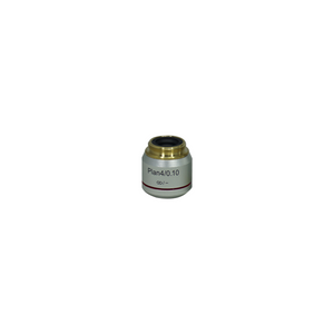 Objective Working Distance 20.6mm 4X Infinity Plan Achromatic Objective Nexcope-NE610-Objective-4-A