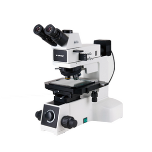 50-1000X LED Dual Illuminated Light XY Stage Travel Distance 105x105mm Trinocular Transmitted/Reflected Metallurgical Microscope MT05150313