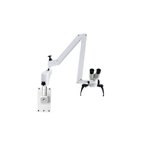 6X/10X/16X LED Coaxial Reflection Light Pneumatic Arm Binocular Parallel Zoom Power Operation Surgical Microscope SM02020124