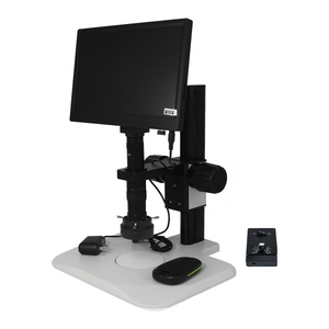 0.35-2.25X 2.0 Megapixels CMOS LED Light Track Stand Video Zoom Microscope MZ02010107