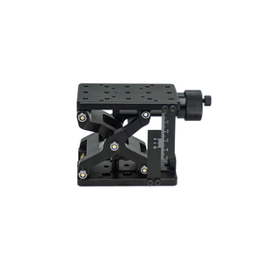 Z: 0-50mm Stage Platform Dimensions 120x80mm Z Axis Manual lifting Stage With Scale(12x8/Z6cm) SG02202212