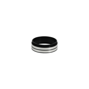 Metal Ring Light Adapter for Bausch & Lomb Microscopes, M38x0.75mm (No Cover Glass)