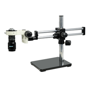 1-6X 2.0 Megapixels CMOS LED Light Dual Arm Stand Video Zoom Microscope MZ02110501