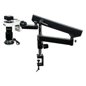 1-6X 3.0 Megapixels CMOS LED Light Flexible Arm Video Zoom Microscope MZ02110602
