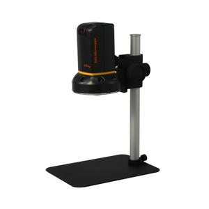 Vitiny 12X-132X Digital Microscope, 2.0 MP USB 2.0 HDMI, Post Stand