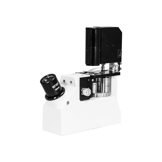 40-400X LED Coaxial Transmitted Light Inverted Portable Inverted Biological Microscope BM09030101