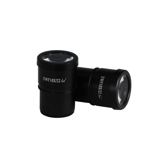 Eyepiece Field of View Dia. 22mm 10X High Eyepoint Eyepiece (Pair Dia. 30/FN22) SZ07023212