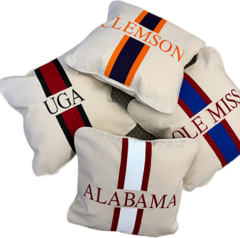 Personalized College Pillow