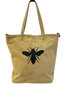 Tess Suede Tote