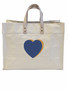 Canvas Brynn Large Box Tote