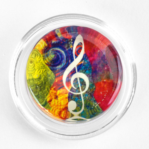 Magic Rosin- Groovy Treble Clef (GTC)