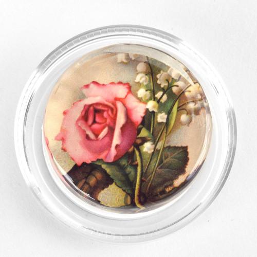 Magic Rosin- Lo How a Rose (SLO)