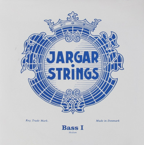 Jargar Double Bass Set
