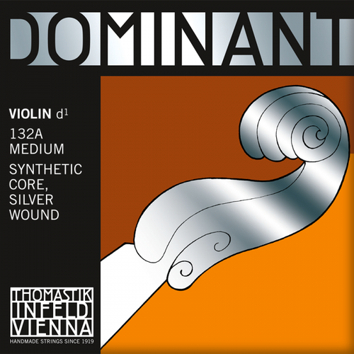 132A - Dominant Violin D Silver