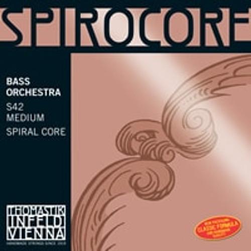 S42 - Spirocore Bass Set