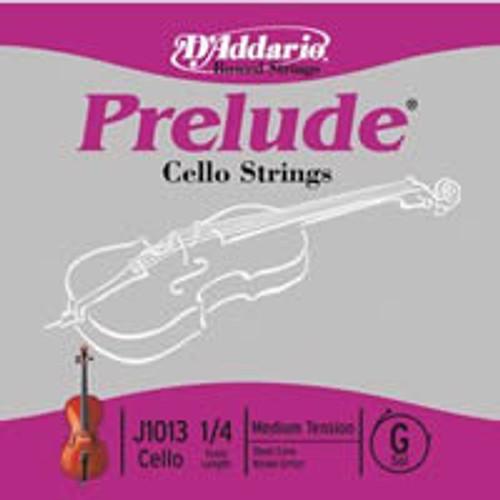 Prelude Cello D