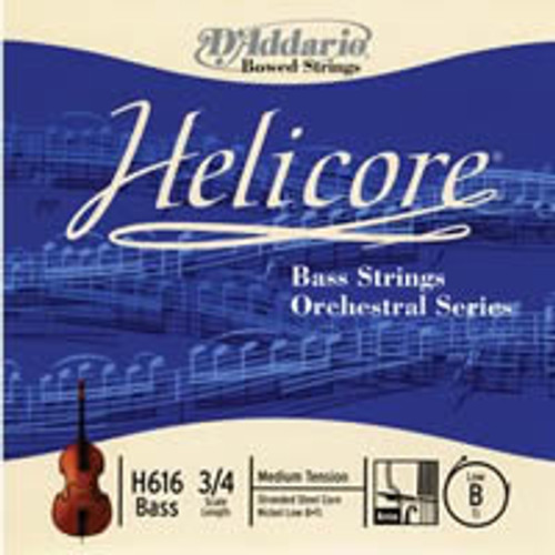 Helicore Solo Bass B