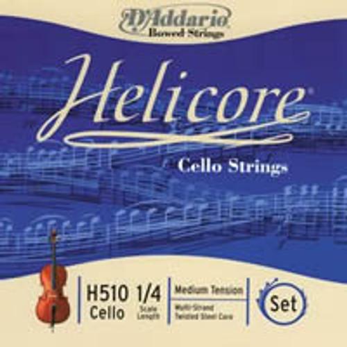 Helicore Cello Set