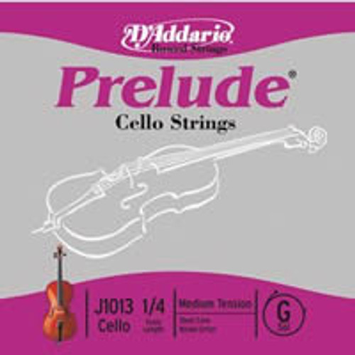 Prelude Cello C