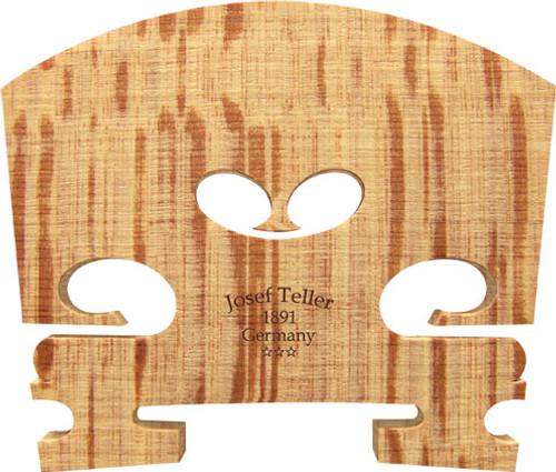 Teller Violin Bridge, Master, #53