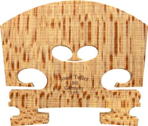 Teller Violin Bridge, Adjustable, #62