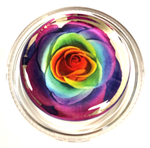 Magic Rosin- Tie-Dye Rose (TDR)