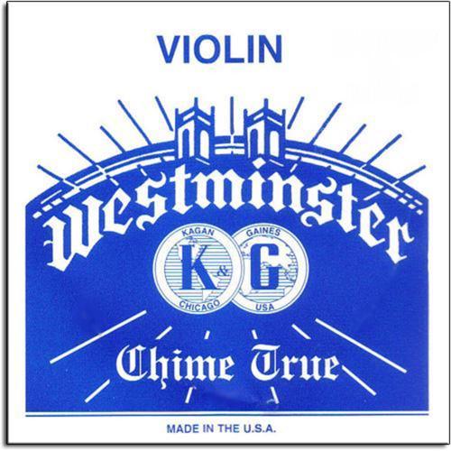 Westminster Violin E, Ball