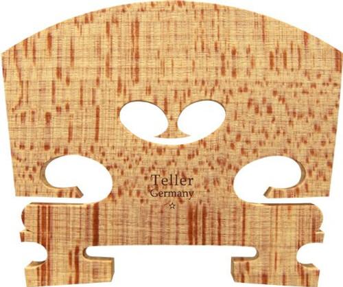 Teller Violin Bridge, Student 3-Star, #42, Fitted