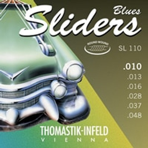 SL28 - Blues Sliders Guitar D