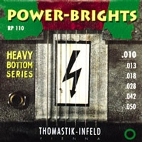 RP110 - Power-Brights Heavy Bottom Guitar Set