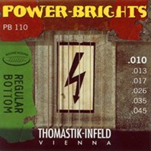 PB109T - Power-Brights Guitar Set
