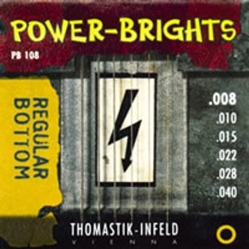 PB108 - Power-Brights Guitar Set
