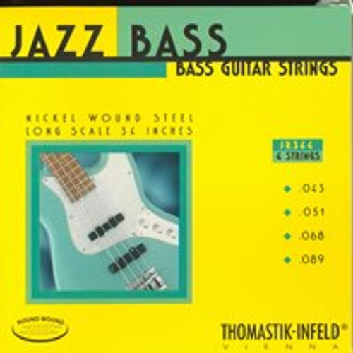 JR34118 - Jazz Round Wound Bass Low B