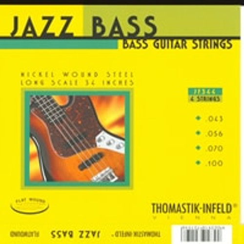 JF34136 - Jazz Flat Wound Bass Low B