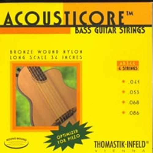 AB344 - Acousticore Bass 4-String Set