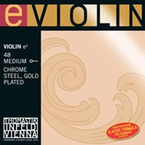 48 - Special Program Violin Gold-Plated E Ball