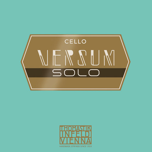VES4142 - Versum Solo Cello A & D Combo Pack