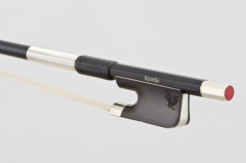 Revelle Raven Cello Bow with Coruss