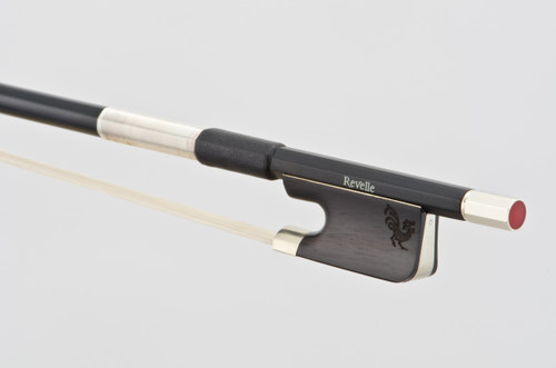 Revelle Raven Viola Bow with Coruss