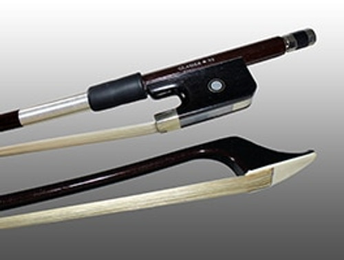 Glasser Advanced Composite Double Bass Bow- French