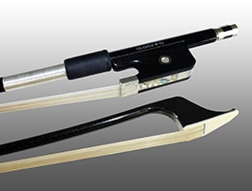 Glasser Graphite Carbon Fiber Double Bass Bow - German