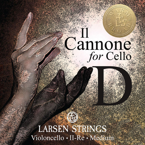 Larsen Il Cannone Cello D Warm