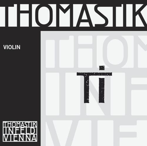 TI03A - TI Violin Silver D - Tube