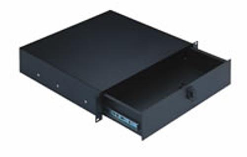 49122 Rackmount Storage -black