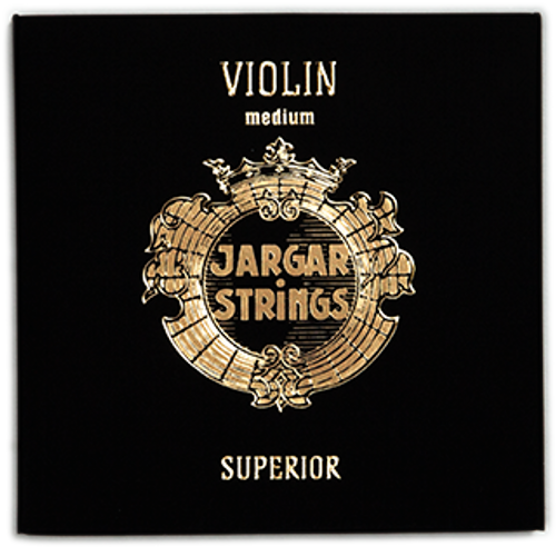 Jargar Superior Violin E Removable Ball