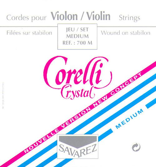 New Formula Crystal Violin A