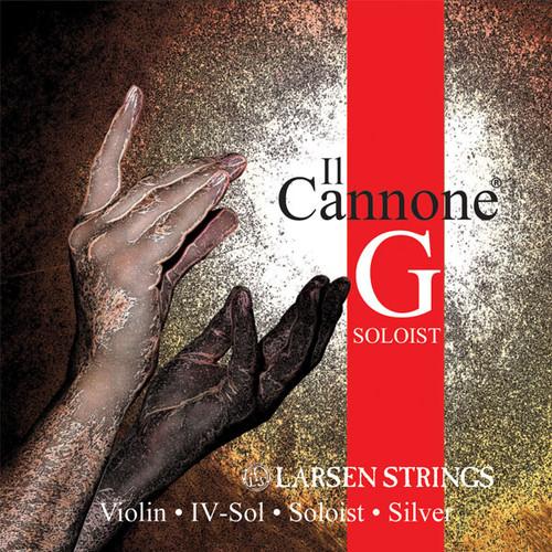 Larsen Il Cannone Violin G - Soloist