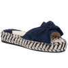 RITSY Navy Suede