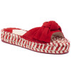 RITSY Red Suede