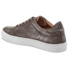 JSlides Mens DESMOND Light Brown Canvas